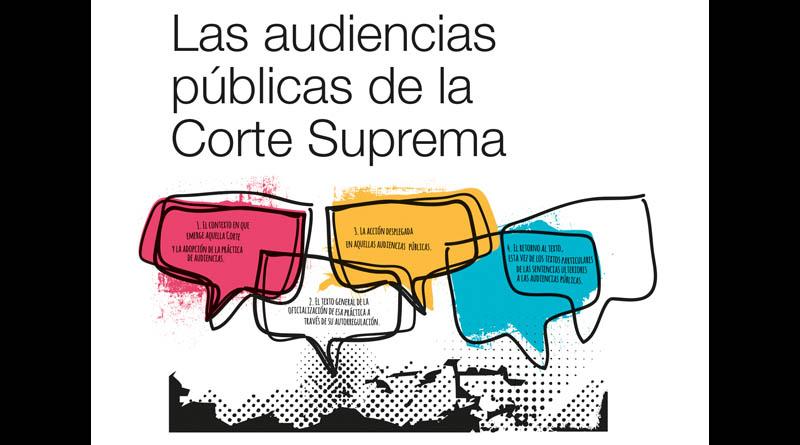 las audiencias públicas