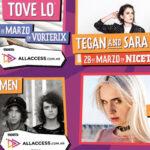 Esta es la programación del Lollapalooza Argentina 2017