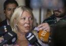 Citan a Carrió para ratificar la denuncia penal contra Arribas