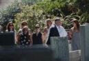 Recordaron a Nisman con un oficio religioso en el cementerio de La Tablada