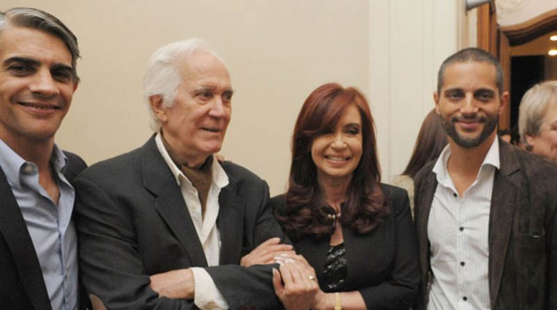 "Actores K en crisis: Federico Luppi dice que por culpa de Macri ""no llego a fin de mes"""