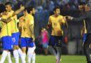 Brasil goleó a Uruguay en Montevideo y se acerca al Mundial