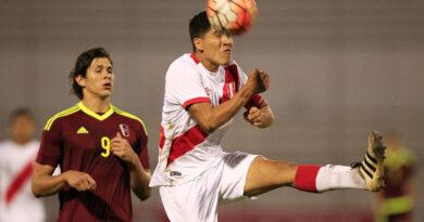 Perú igualó con Venezuela y quedó lejos de la Copa del Mundo