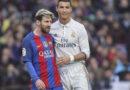 Messi fue superado por primera vez por Cristiano Ronaldo en ingresos