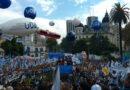 Masiva #MarchaFederalEducativa para que tome nota Macri